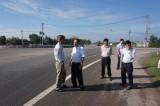 Cục Quản lý đường bộ IV kiểm tra việc bảo đảm ATGT trên tuyến Quốc lộ N2
