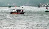 Tàu chìm gần mũi Vũng Tàu, 4 thuyền viên đang mất tích trên biển