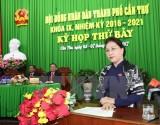 Chủ tịch Quốc hội dự kỳ họp thứ 7 Hội đồng Nhân dân thành phố Cần Thơ