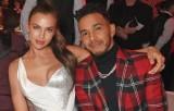 Bồ cũ Ronaldo thân mật Hamilton tại sự kiện thời trang