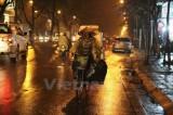 Bắc Bộ đón đợt rét mới, thủ đô Hà Nội trời mưa rét 14 độ C