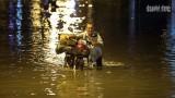 Triều cường nhiều nơi ở Sài Gòn đã lập kỷ lục mới: hơn 1,7m