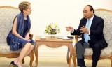 Thủ tướng mong muốn nhiều doanh nghiệp Canada đầu tư vào Việt Nam