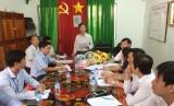 UBKT Huyện ủy Tân Hưng tăng cường kiểm tra, giám sát, góp phần xây dựng Đảng bộ huyện trong sạch, vững mạnh