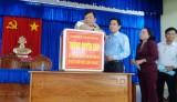 UBMTTQ Việt Nam huyện Cần Giuộc tích cực tham gia xây dựng chính quyền