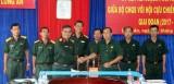Bộ CHQS và Hội CCB tỉnh Long An ký kết chương trình phối hợp hoạt động