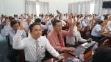 Kỳ họp thứ 8, HĐND tỉnh Long An khóa IX: Thông qua 28 Nghị quyết quan trọng