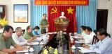 Báo Long An thực hiện tốt phong trào Toàn dân bảo vệ an ninh Tổ quốc