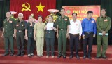 Bà Nguyễn Thị Phương được bầu giữ chức Chủ tịch Hội Cựu thanh niên xung phong TX. Kiến Tường nhiệm kỳ 2017-2022