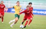 Tuyển nữ VN gặp Úc, Nhật, Hàn ở Giải vô địch châu Á 2018