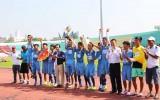 Giải Bóng đá học sinh THPT tỉnh Long An 2017: Đội Vĩnh Hưng đoạt chức vô địch