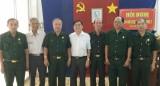 Lãnh đạo Tỉnh ủy Long An gặp gỡ Đoàn Đại biểu dự Đại hội Cựu chiến binh toàn quốc
