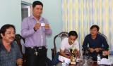 Giải Bóng đá Hiệp hội Sản xuất thanh long Cúp mừng Xuân Mậu Tuất 2018