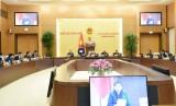 Ủy ban Thường vụ Quốc hội nhất trí thành lập thị trấn Ninh Cường