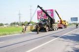 Bất cập kết cấu hạ tầng, tiềm ẩn nguy cơ tai nạn giao thông trên Quốc lộ 1