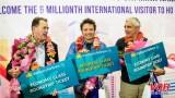 Du lịch TPHCM cán mốc 6 triệu lượt khách quốc tế năm 2017