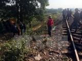 Tai nạn giao thông đường sắt ở Hải Dương - một người thiệt mạng