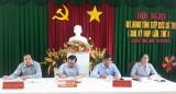Đại biểu HĐND tỉnh tiếp xúc cử tri Bến Lức và Châu Thành