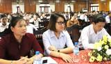 Đảng ủy khối Các cơ quan tỉnh Long An quán triệt Nghị quyết Trung ương 6 (khóa XII)
