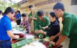 Bộ CHQS, Tỉnh đoàn và Hội LHPNVN tỉnh Long An đạt kết quả thiết thực trong công tác phối hợp