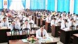 Kỳ họp thứ 8, HĐND TP.Tân An thông qua 8 Nghị quyết