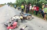 Tai nạn giao thông, 2 người bị thương nặng