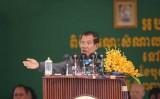 Thủ tướng Campuchia khẳng định giải thể đảng Cứu Quốc là cần thiết