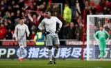 Thua đối thủ hạng nhất, M.U chia tay Cúp liên đoàn Anh