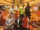 Trọng Tấn giành HCV Giải karatedo Iran mở rộng 2017
