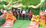 Khai trương căn hộ khách sạn Diamond Lotus và nối cầu dây văng Sky Park đầu tiên tại Việt Nam