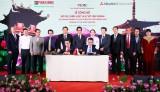 Mitsubishi Corporation và Phuc Khang Corporation- Hợp lực phát triển Công trình xanh