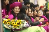 Hoa khôi bóng chuyền Kim Huệ chuyển nghề