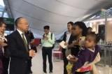 Một gia đình người Zimbabwe bị mắc kẹt tại sân bay Thái Lan 2 tháng