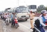 Bảo đảm trật tự, an toàn giao thông dịp lễ, tết