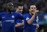 Đè bẹp Stoke, Chelsea vươn lên nhì bảng