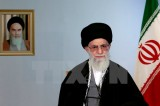 """Đại giáo chủ Ali Khamenei cáo buộc """"các kẻ thù"""" gây bất ổn cho Iran"""