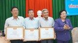 4 tập thể nhận Bằng khen của Trung ương Hội Người cao tuổi Việt Nam