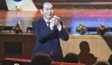 Chủ tịch nước dự Lễ trao giải báo chí với công tác chống tham nhũng