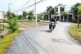 Mỹ Lộc: Hướng tới xã văn hóa, nông thôn mới kiểu mẫu