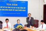 Hỗ trợ dạy tiếng Việt trong cộng đồng người Việt Nam ở nước ngoài