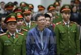 Hội đồng xét xử cách ly bị cáo Đinh La Thăng và Trịnh Xuân Thanh