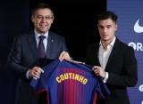 Coutinho ra mắt tưng bừng tại Barcelona