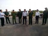 Khảo sát công tác chống lậu trên địa bàn huyện Đức Huệ