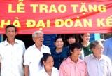 MTTQ các cấp TP.Tân An vận động cộng đồng, cá nhân cùng chung tay chăm lo cho người nghèo