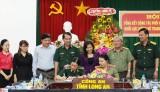 Hội phụ nữ Khối Lực lượng vũ trang: Hoạt động phong trào góp phần phục vụ tốt nhiệm vụ chính trị