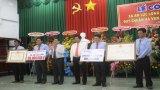 An Lục Long đón nhận danh hiệu xã văn hóa - nông thôn mới