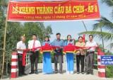 Bến Lức: Về nguồn góp phần xây dựng nông thôn mới