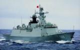 Nhật Bản phản đối vụ tàu chiến Trung Quốc xâm phạm lãnh hải