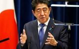 Tỷ lệ ủng hộ Nội các Thủ tướng Nhật Bản Shinzo Abe tiếp tục tăng cao