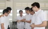 Kỳ thi Chọn học sinh giỏi Quốc gia THPT năm 2018: Thí sinh nỗ lực hết mình
